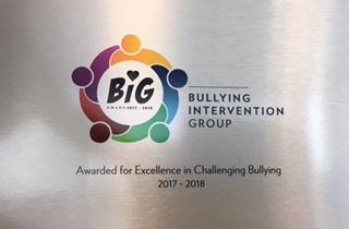 BIG Award 2017 -2018