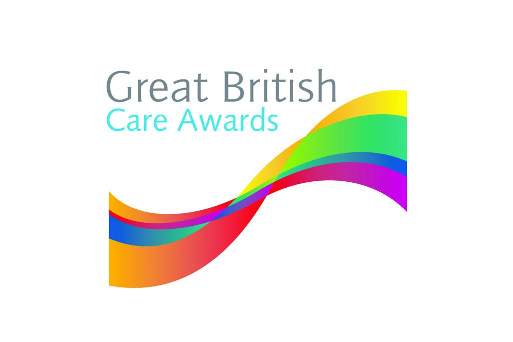 Great British Care Awards logo